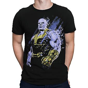 Thanos The Mad Titan Men's T-Shirt