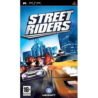 Street Riders (PSP)-nieuw