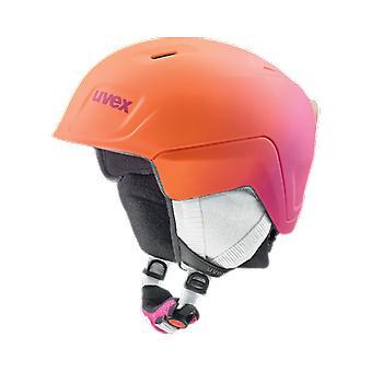 Uvex Manic Pro 4-8 år rosa orange