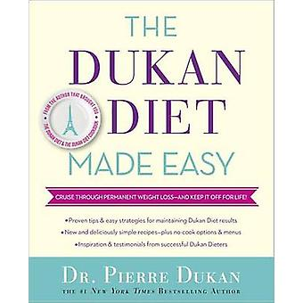 The Dukan Diet Made Easy by Pierre Dukan - 9780553418118 Book