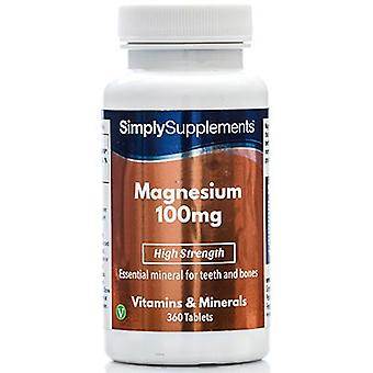 Magnesium-100mg