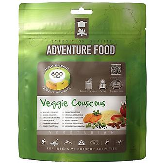Adventure Food Green Vegetable Cous Cous 1 Person