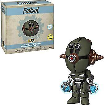 Fallout Assaultron 5-Star Vinyl Figure