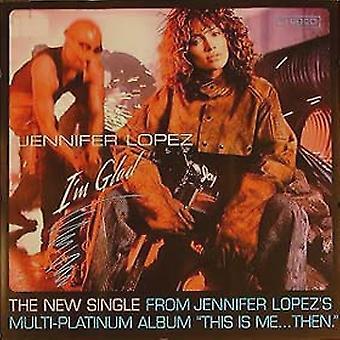 Jennifer Lopez originele muziek poster