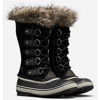 Sorel Women's Joan Of Arctic - Black/Quarry