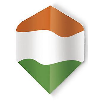 Unicorn Darts Maestro.100 World Flags Plus Flights Ultra Durable - Ireland