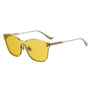Dior Colorquake 2 40G/HO Yellow/Yellow Sunglasses