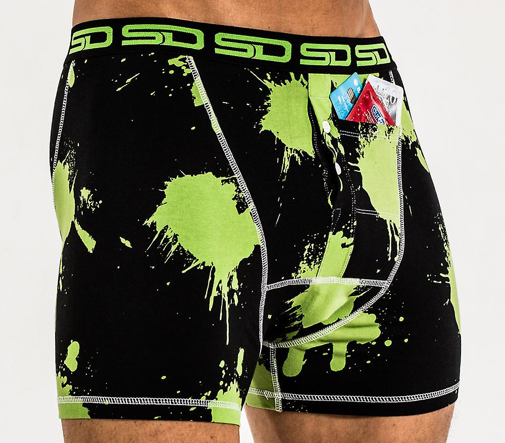 Smuggling Duds Pocket Underwear - Paintball