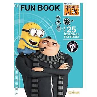 Despicable Me 3 Fun Book