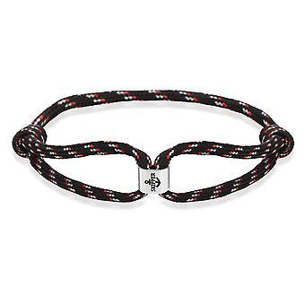 Skipper ranne koru surffaaja bändi purje solmu meri ranne koru logo musta/punainen 8469