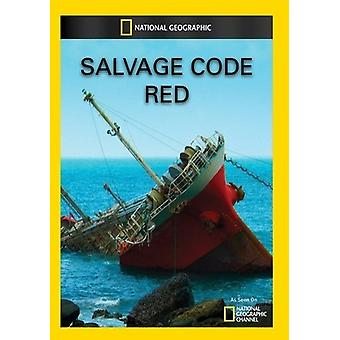 Salvage Code Red [DVD] USA import
