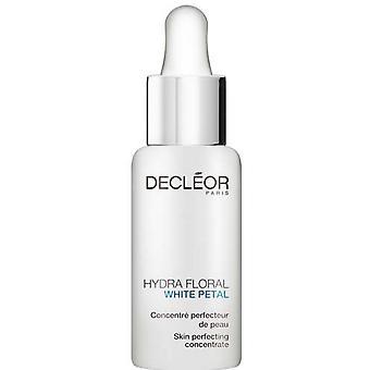 Hidra Floral Blanco Petal Concentrado Piel Perfecter Anti Stains Rosas de Agua / Aceite Esencial de N Roli y Naranjas Dulces