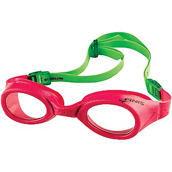 FINIS Kids Fruit Basket Scented Goggles - Hot Pink Watermelon