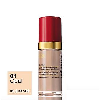 Cellcosmet Cellteint plumping cellulaire getinte huid moisturiser 30ml-01 opaal