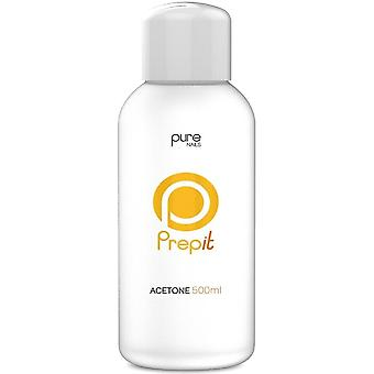 Halo Gel Nails HALO: Prep It - Acetone Tip Remover (N334) 500ml