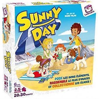 Día soleado juego de mesa