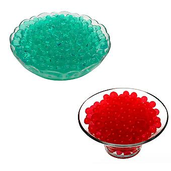 5g Water Balls for Vases Jade Green Mix
