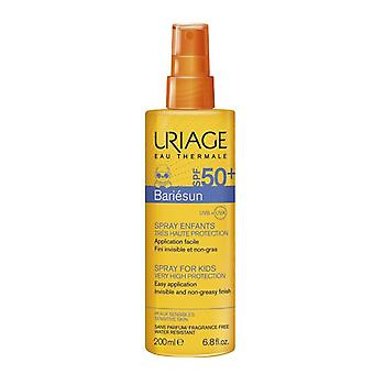 Uriage Bariesun SPF50 + lapset spray 200ml