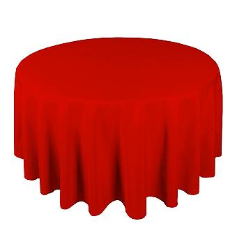 "120"" Round Tablecloth Spun Polyester"
