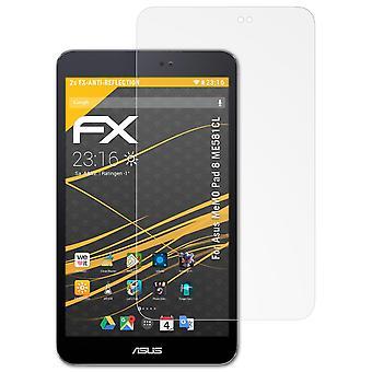 påFoliX Glass Protector kompatibel med Asus MeMO Pad 8 ME581CL 9H Hybrid-Glass