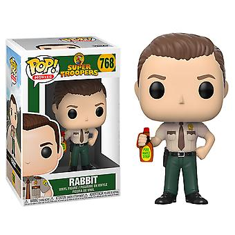 Super Troopers Rabbit Pop! Vinyl