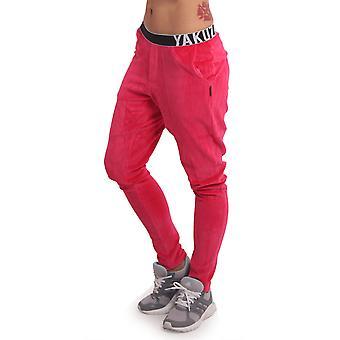 YAKUZA Kvinnors Jogging Byxor S & ; F Sports Line Aktiv