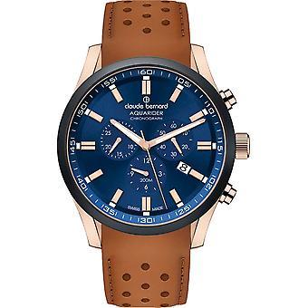 Claude Bernard - Watch - Men - Aquarider - 10222 37RNC BUIR1