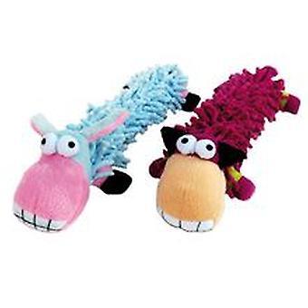 Freedog liliowy furry (z dźwiękiem) (psy, zabawki & Sport, wypchane zabawki)