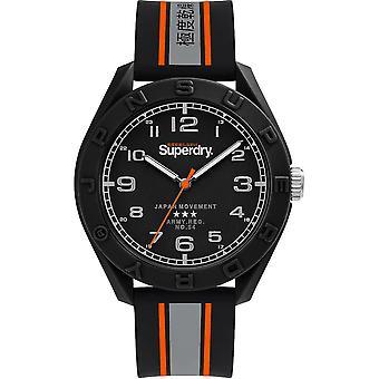 Superdry Watches SYG305EB - OSAKA UTILITY Men's Watch