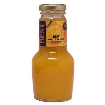 Meilleur jus de mangue -( 250 Ml X 24 Cans )