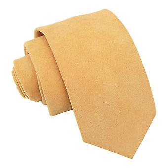 Honung Mocka Slim Tie