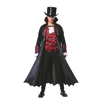 Bristol nyhed Herre vampyr tælle kostume