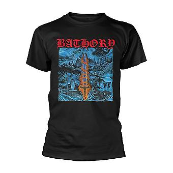 Bathory Blood On Ice offizielle T-Shirt Herren Unisex