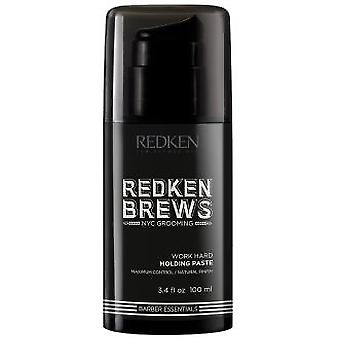 Redken Brews Strong and Molding Paste 100 ml