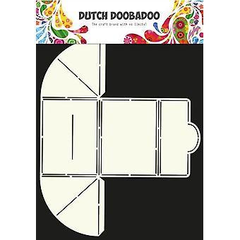 الهولندي Doobadoo الهولندية تطوي الفن حقيبة A4 470.713.031