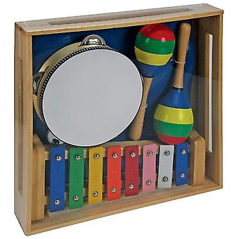 ABG Wooden Music Set