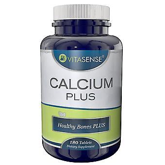 VitaSense Calcium Plus - Healthy Bones MAX - 60 Tablets