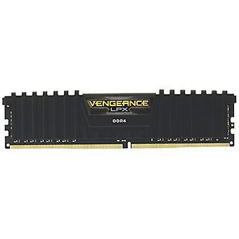 Corsair Vengeance LPX High Performance Desktop Memories, 16 GB (2 X 8 GB), DDR4, 2666 MHz, 1.2 V, C16 XMP 2.0, Black