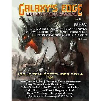 Galaxys Edge Magazine Issue 10 September 2014 by Niven & Larry