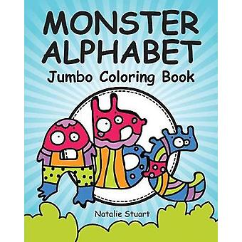 Monster Alphabet by Stuart & Natalie
