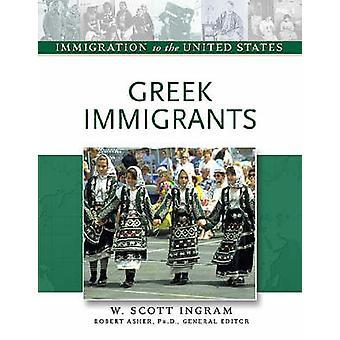 Grekiska invandrare av Robert Asher - 9780816056897 bok