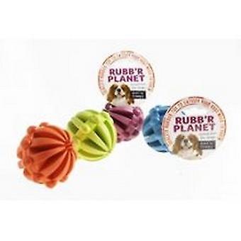Ruff ´N´ Tumble Rubb ´R´ Planet Dog Training Toy