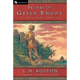 The Stones of Green Knowe by L M Boston - 9780152055660 Book