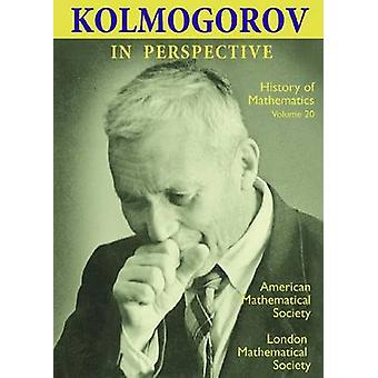 Kolmogorov in Perspective - 9780821829189 Book
