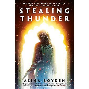 Stealing Thunder by Alina Boyden - 9781984805461 Book