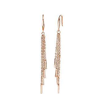 Amor Pendulum earrings and drop Donna vermeil - 2020689