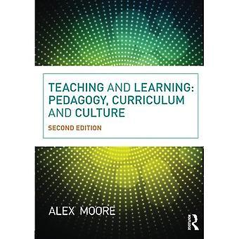 Undervisning og læring: Pædagogik, didaktik og kultur