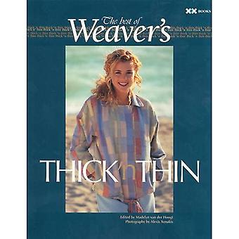 Thick 'n Thin: The Best of  Weaver's  (The Best of Weavers)