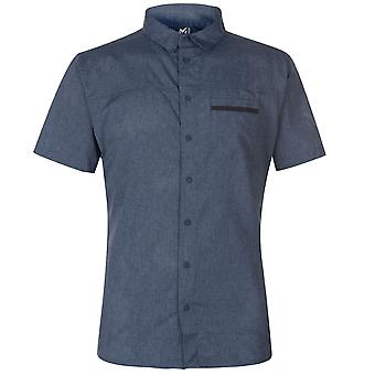 Millet Mens Arpi Short Sleeve Shirt Top