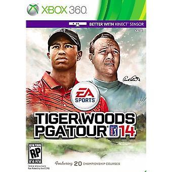 Tiger Woods PGA Tour 14 (Xbox 360) - As New